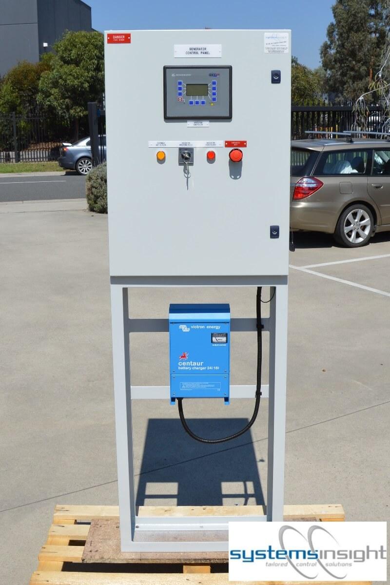 Basic Generator Control Panel