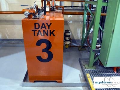 Generator Day Tank