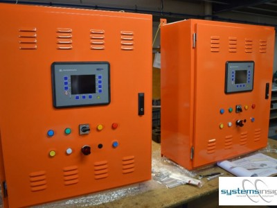 Two Generator Control Panels