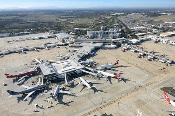 Melbourne Airport, Tullamarine, VIC