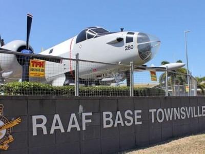 RAAF Base generator modifications