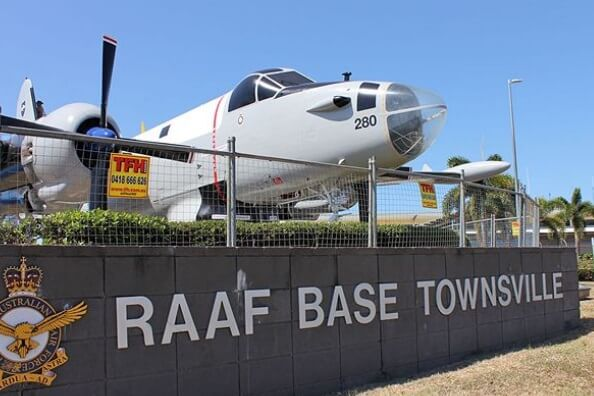 RAAF Base generator modifications