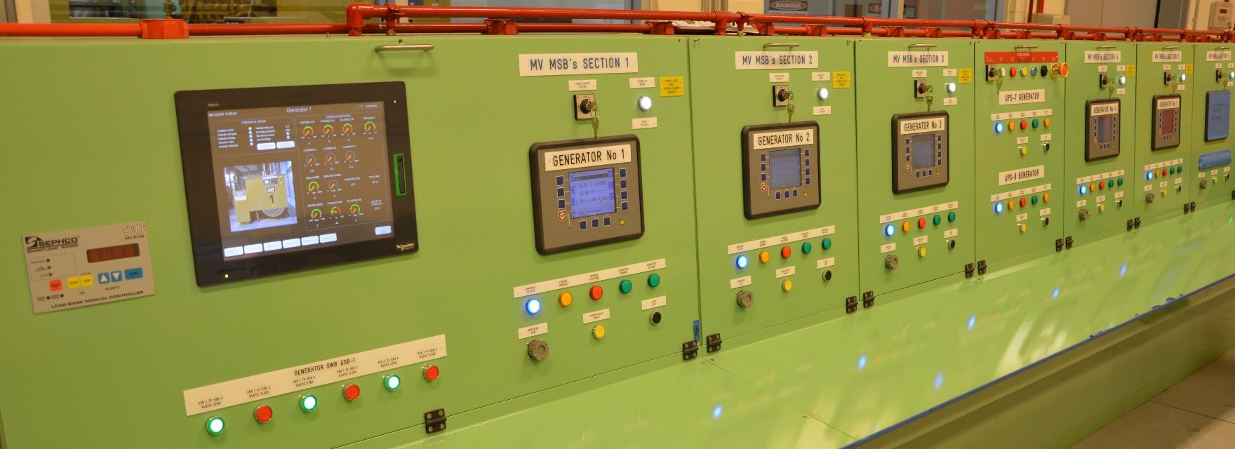 generator control system